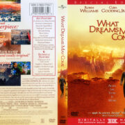 What Dreams May Come (1998) R1 WS SE DVD COVER