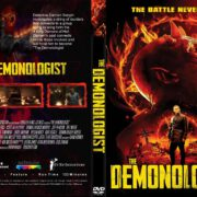 The Demonologist (2019) R1 Custom DVD Cover