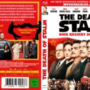 THE DEATH OF STALIN (2018) R2 German Blu-Ray Cover