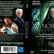 WINCHESTER (2018) R2 German Blu-Ray Cover