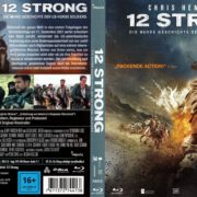 12 Strong (2018) R2 German Blu-Ray Cover