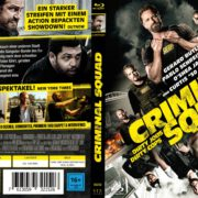 Criminal Squad (2018) R2 German Blu-Ray Cover