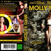 Molly´s Game (2018) R2 German Blu-Ray Cover