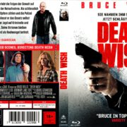 Death Wish (2018) R2 German Bluray Cover
