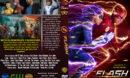The Flash: Season 5 (2019) R0 Custom DVD Cover