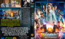 DC Legends Of Tomorrow: Season 4 (2019) R0 Custom DVD Cover