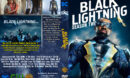 Black Lightning: Season 2 (2019) R0 Custom DVD Cover