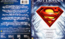 Superman - 5 Film Collection (1978-2013) R1 WS DVD Cover