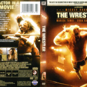 The Wrestler (2008) R1 WS DVD Cover