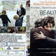 Beautiful Boy (2018) R1 Custom DVD Cover