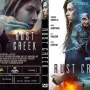 Rust Creek (2018) R1 Custom DVD Cover