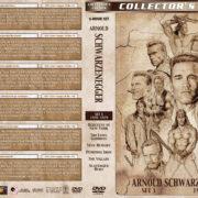 Arnold Schwarzenegger Filmography - Set 1 (1970-1979) R1 Custom
