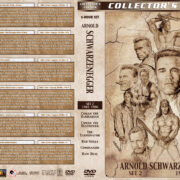 Arnold Schwarzenegger Filmography - Set 2 (1982-1986) R1 Custom