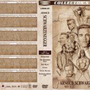 Arnold Schwarzenegger Filmography - Set 3 (1987-1990) R1 Custom
