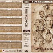 Arnold Schwarzenegger Filmography – Set 4 (1991-1996) R1 Custom