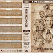 Arnold Schwarzenegger Filmography - Set 5 (1997-2004) R1 Custom