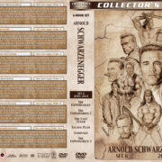 Arnold Schwarzenegger Filmography - Set 6 (2010-2014) R1 Custom