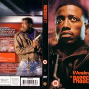 Passenger 57 (1992) R2 DVD Cover & label