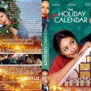 The Holiday Calendar (2018) R1 Custom DVD Cover