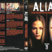 Alias – Season 1 (2003) R1 WS [Vol 3 of 3] R1 DVD Cover