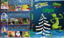 The Grinch Triple Feature (1966-2018) R1 Custom DVD Cover
