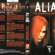 Alias – Season 1 (2003) R1 WS [Vol 1 of 3] R1 DVD Cover