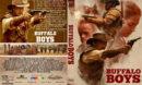Buffalo Boys (2019) R0 Custom DVD Cover