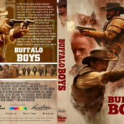 Buffalo Boys (2019) R0 Custom DVD Cover