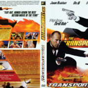 The Transporter/Transporter 2 R1 DVD Cover