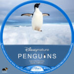 Penguins (2019) R1 Custom Blu-Ray Label