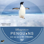 Penguins (2019) R1 Custom DVD label