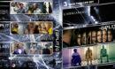 Unbreakable / Split / Glass Triple Feature R1 Custom Blu-Ray Cover