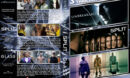 Unbreakable / Split / Glass Triple Feature R1 Custom DVD cover