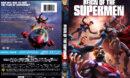 Reign of the Supermen (2019) R1 Custom DVD Cover & Label