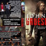 Johnny Gruesome (2018) R1 Custom DVD Cover