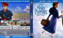 Mary Poppins Returns (2019) R1 CUSTOM Blu-Ray Cover
