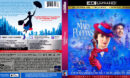 Mary Poppins Returns (2019) CUSTOM 4K UHD Cover