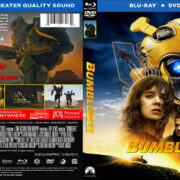 Bumblebee (2018) R1 CUSTOM Blu-Ray Cover