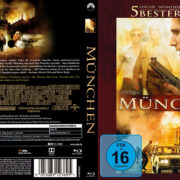München (2005) R2 German Custom Blu-Ray Covers & Label