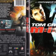Mission Impossible III (2006) R2 German DVD Covers & Label