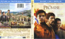 The Promise (2016) R1 Blu-Ray Cover & Labels