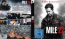 Mile 22 (2018) R2 German Custom Blu-Ray Covers & Label