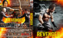 Revenger (2019) R1 Custom DVD Cover & Label