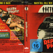 Death Proof (Uncut) (2007) R2 German Blu-Ray Covers & Label