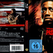 Passagier 57 (1992) R2 German Blu-Ray Covers & Label