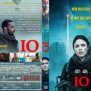 IO (2019) R1 Custom DVD Cover & Label