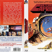 Unternehmen Capricorn (1978) R2 German Blu-Ray Covers & label