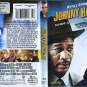 Johnny Handsome (1989) R1 Blu-Ray Cover & Label