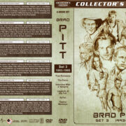 Brad Pitt Filmography – Set 3 (1993–1995) R1 Custom Covers