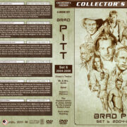 Brad Pitt Filmography – Set 6 (2004–2008) R1 Custom Covers